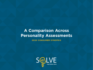 Personality Assessment Comparison for Hiring